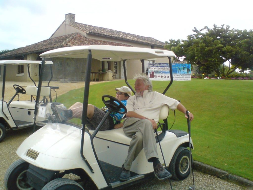 Golf de Saint Cyr